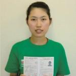 日本语能力考试N2合格者