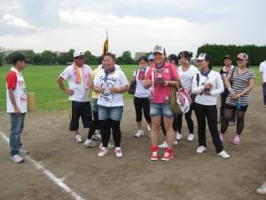 饭岛制本垒球大会4